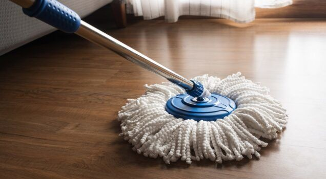 Types Of Mop For Cleaning Laminate Floors